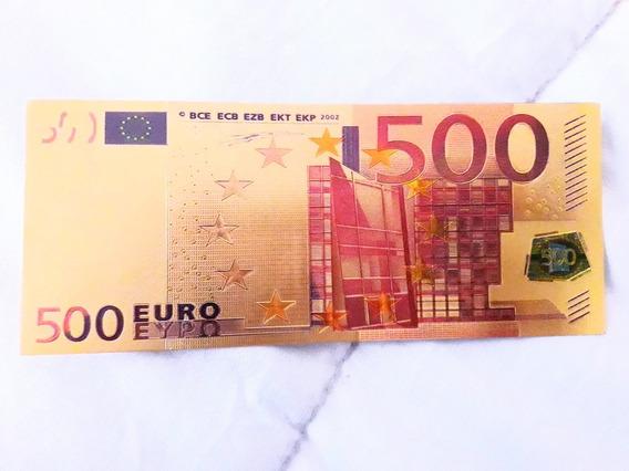 Billete Euro Señalador Libro Cuaderno Marcador Paginas Hoja