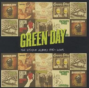 Green Day - Studio Albums 1990-2009 Box 8 Cds