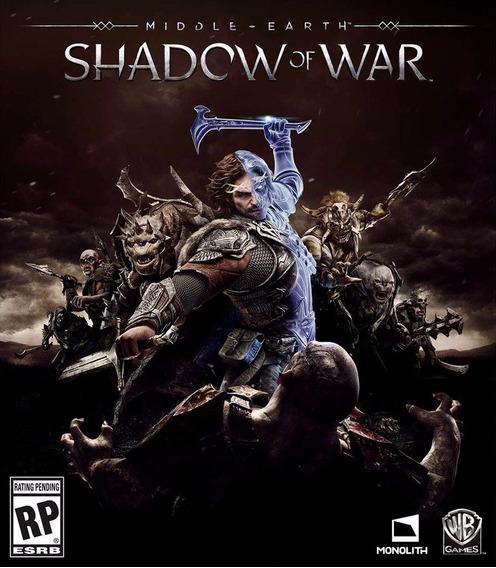 Middle-earth: Shadow Of War Pc Steam Cd Key Envio Imediato