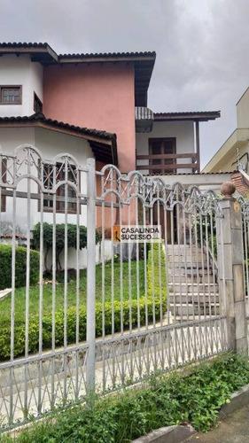 Sobrado Com 3 Dormitórios À Venda, 422 M² Por R$ 1.800.000 - Vila Matilde - São Paulo/sp - So1035