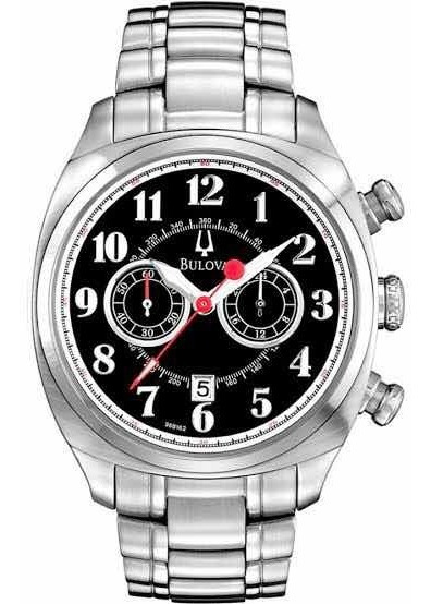 Relógio Bulova Prata Wb21883t