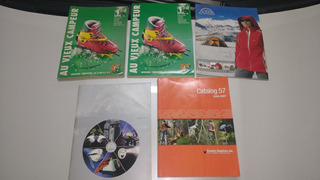 Catalogo Doite Au Vieux Campeur Petzl Revistas Espeleologia