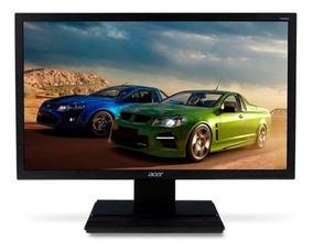 Monitor Led 21.5 Acer Full Hd Vga Hdmi - V226hql