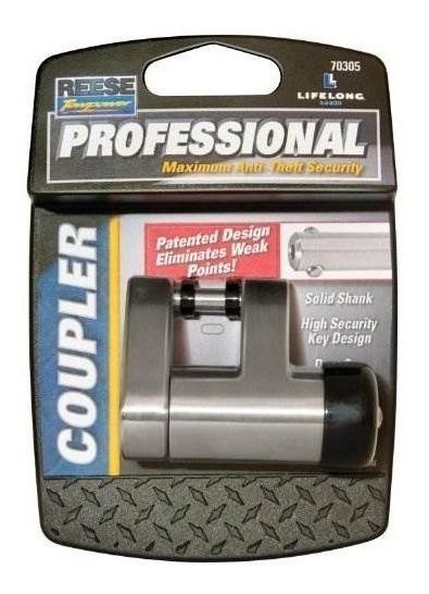 Reese Towpower 7030500 Cerradura Con Acoplador Profesional D