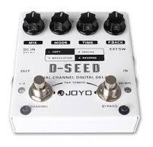 Pedal Joyo D-seed