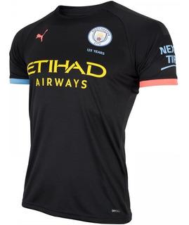 Camisa Manchester City Frete Grátis 2019/20 Original 50%