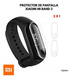 Protector De Pantalla Para La Xiaomi Mi Band 3 (x2)