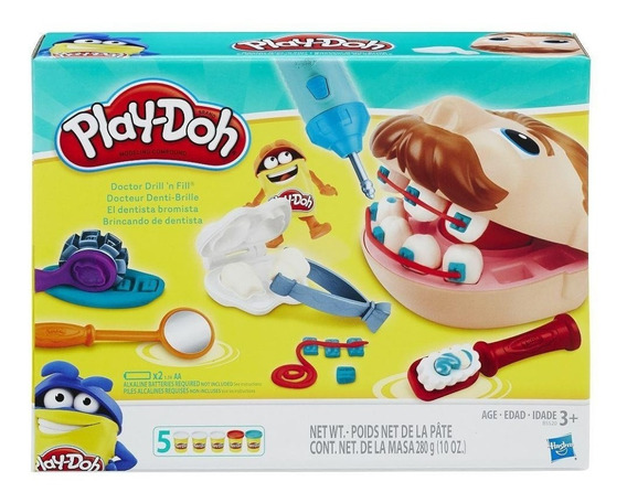 Massinha Play-doh - Massa De Modelar - Original Hasbro