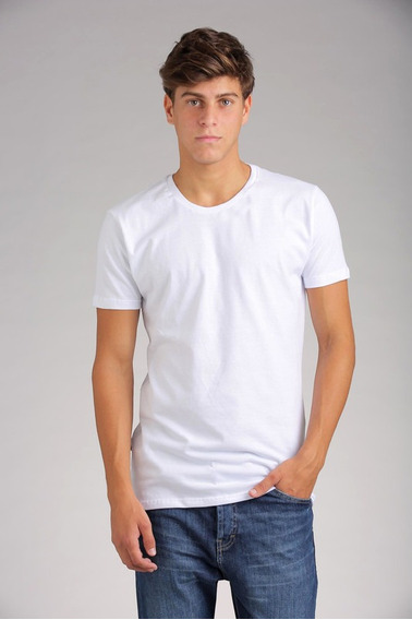 Remera Blanca Rever Pass Oul