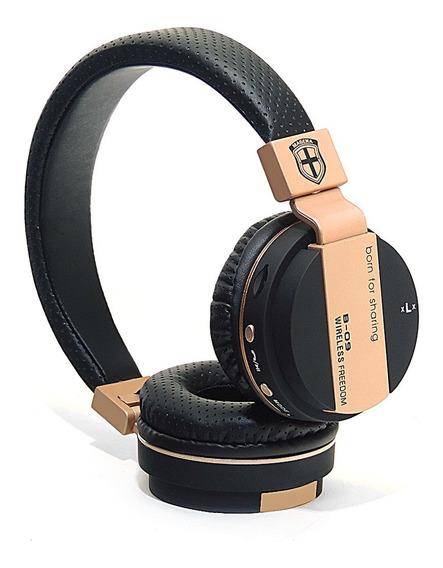 Fone De Ouvido Bluetooth Headphone Com Microfone Integrado
