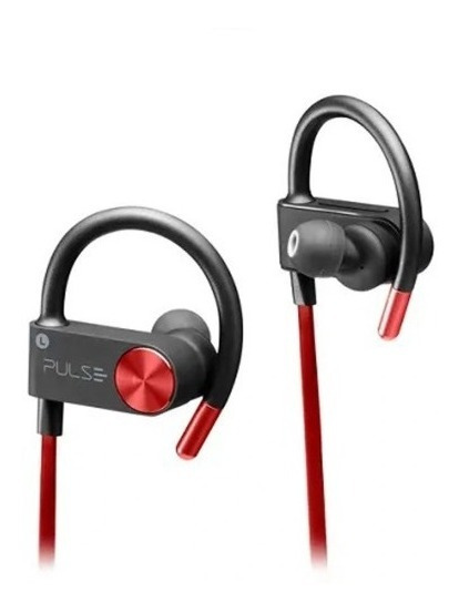Fone Bluetooth Pulse Ph253 Earhook In-ear Sport Metallic
