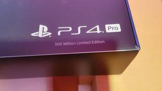 Ps4 500 Million Edition + Joystick 2tb 4k