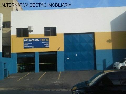 Galpao Comercial Em São Paulo - Sp, Vila Leopoldina - Glv0043
