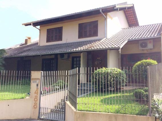 Casa Residencial À Venda, Fortaleza, Blumenau. - Ca0744