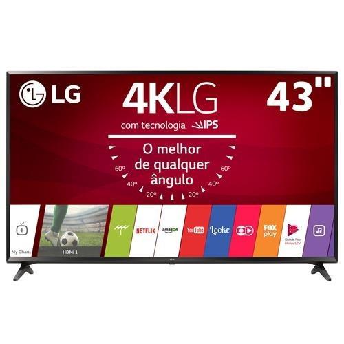 Smart Tv Led 42 Polegadas Lg 42 Lj5500 Hd Com Conversor Dig2