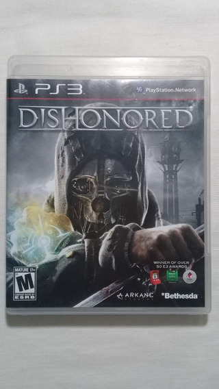 Dishonored Ps3 Completo Americano