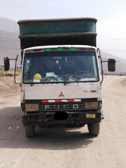 Camion Mitsubishi Modelo Fuso