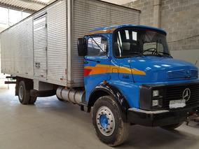 Mercedes-benz Mb 1316 - Baú