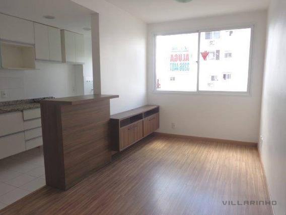 Apartamento Com 2 Dormitórios À Venda, 48 M² Por R$ 240.000 - Cristal - Porto Alegre/rs - Ap1448