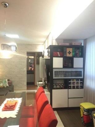 Apartamento Com 2 Quartos, 1 Suíte, Portaria 24hrs E Lazer Completo! - 4756