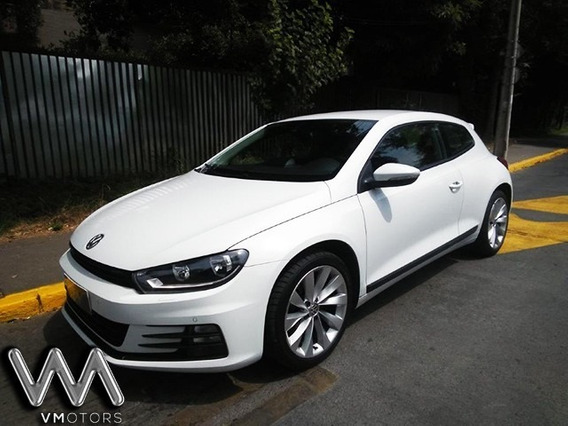 Volkswagen Scirocco 1.4 Mt Tsi Año 2019
