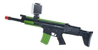 Arma 3d Juegos Realidad Virtual Inteligente Bt Pistola Celu