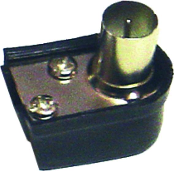 Ficha Conector F Macho Pin Fino Tv 75 X 50 Uds