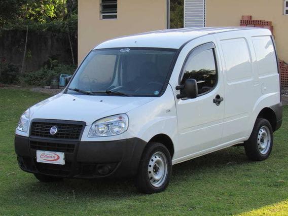 Fiat Doblo Cargo Porta Lat Único Dono 78 Mil Km / Impe