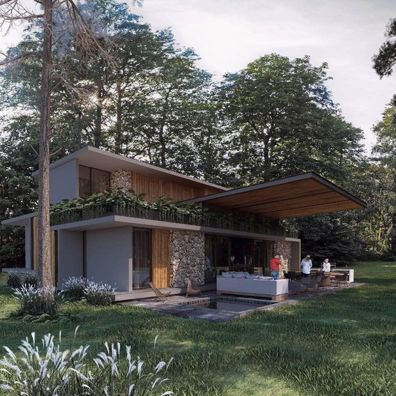 Pre-venta, Casas En Excelente Zona De Valle De Bravo