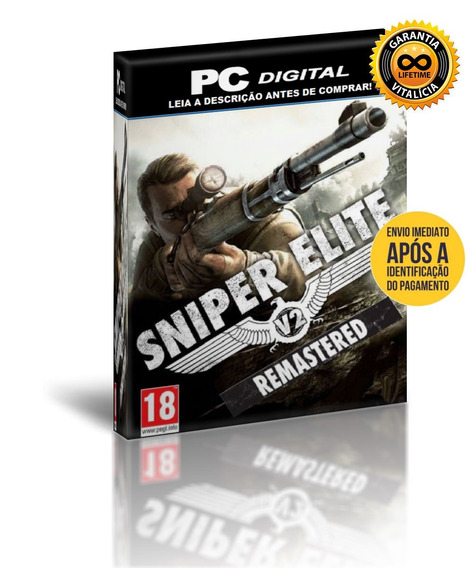 Sniper Elite V2 Remastered - Pc Digital + Brinde