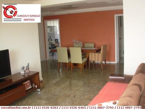 Imagem 1 de 26 de Apartamentos À Venda  Em Jundiaí/sp - Compre O Seu Apartamentos Aqui! - 1222537