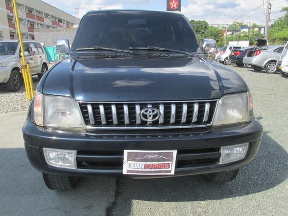 Toyota Prado Vx Mecanica 1999