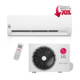 Ar Condicionado Split Lg Dual Inverter 22000 Btus Quente E F