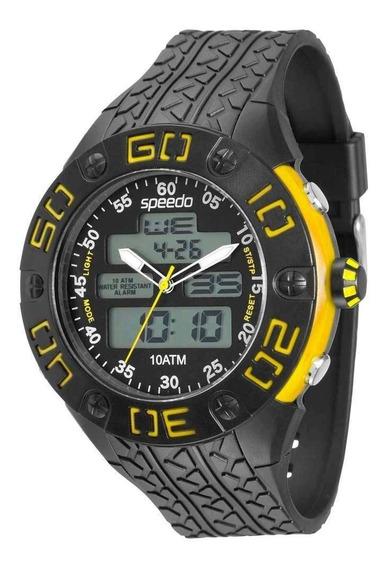 Relógio Speedo Esportivo - Novo- 40% Off - Mod 81077g0egnp1