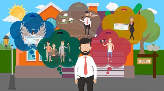 Vídeo Institucional Animado