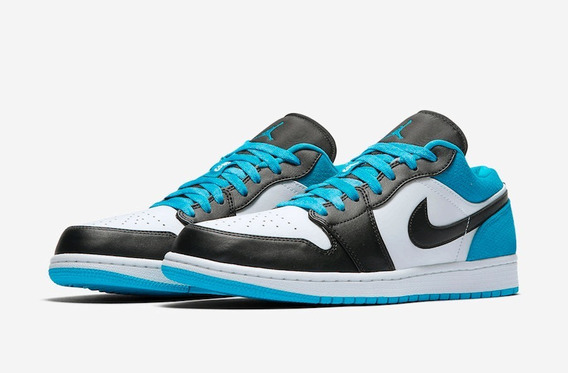 Nike Air Jordan 1 Low Laser Blue