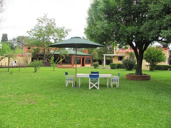 Casa Quinta En Alquiler Zona Ezeiza