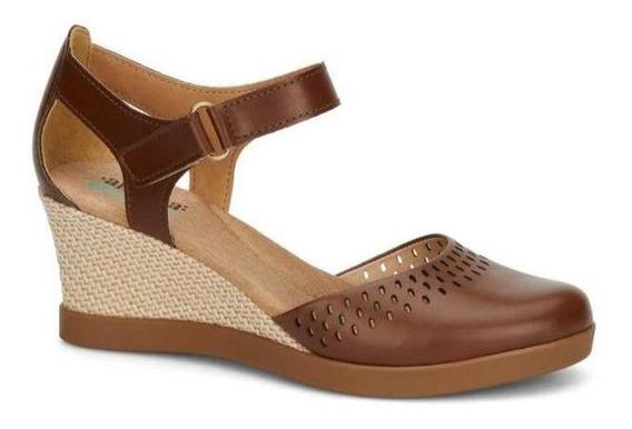 Zapato Dama 100%piel, Ultra-fresh Que Brinda Mayorproteccion