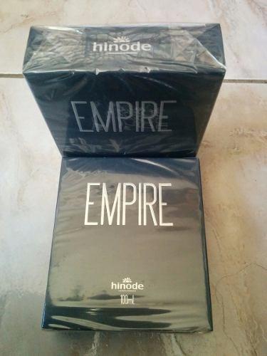 Empire Hinode Perfume Masculino Premiado Fragrância 2015/br