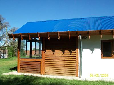 Dueño Vende Complejo De Cabañas + Casa Ppal + Casa Casero