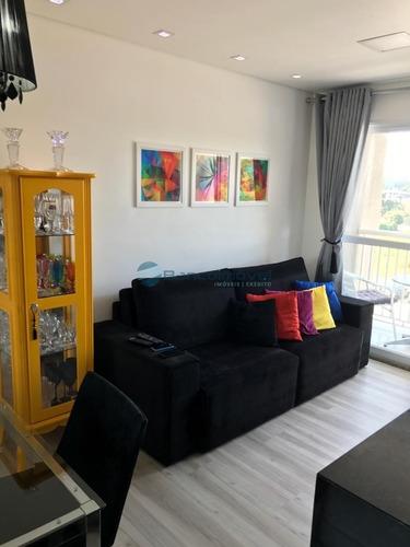 Apartamento Mobiliado Para Locação Em Paulínia - Ap03209 - 69326606