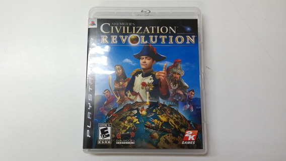 Civilization Revolution - Seminovo - Ps3