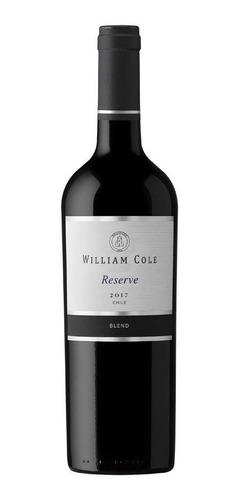 6 William Cole Reserve Blend Ref. Retail $30.000