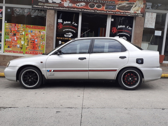 Chevrolet Esteem Año 2002 Sedan
