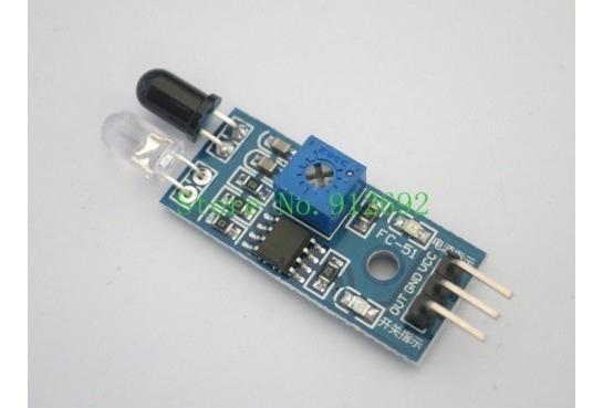 Sensor Emissor/receptor De Luz ( Digital ) Restam 5 Peças