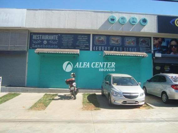 Loja Para Alugar, 72 M² Por R$ 3.600/mês - Jardim Da Luz - Goiânia/go - Lo0133