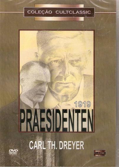 Dvd O Presidente 1919 | MercadoLivre.com.br