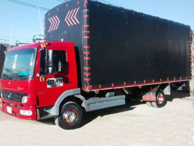 Camion Atego 1017 Turbo