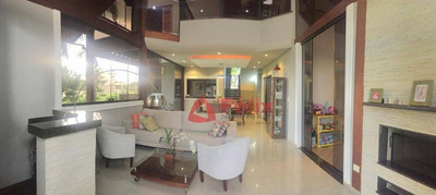 Sobrado Com 4 Dormitórios À Venda, 300 M² Por R$ 1.400.000 - Condomínio Portal Do Sol - Tremembé/sp - So0669