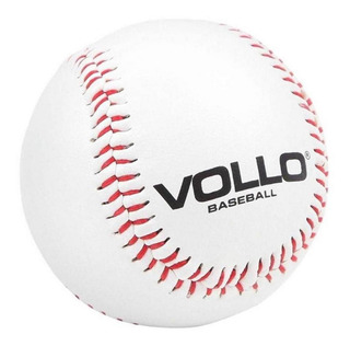 Bola Baseball Com Miolo Cortiça Vollo Profissional